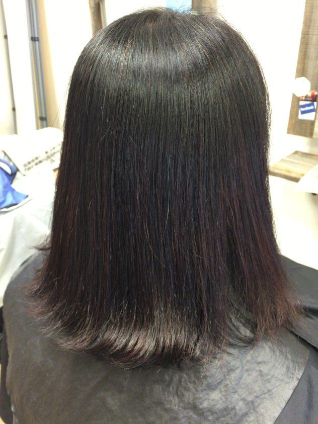 三鷹 美容室 傷まない白髪染め 香草カラー オーガニックカラー
