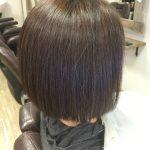【縮毛矯正】くせ毛をまとまる髪へ