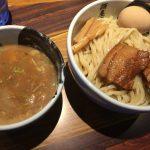 1kgの超大盛りつけ麺?!麺屋武蔵 虎洞にて