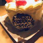 【誕生日】子供とケーキ買いに行ったら・・・