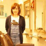 【アニメ好き美容師】MAIのご紹介。