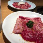 【三鷹恭楽亭】で焼肉。米沢牛とスジ鍋が美味い。是非食べてみて♫