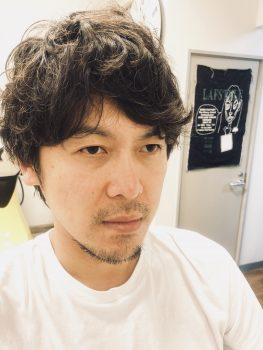 三鷹 武蔵野市 メンズパーマ 男性パーマ 美容室 美容院 メンズカット