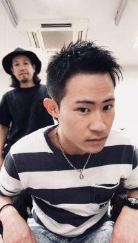 三鷹 武蔵野市 メンズカット 男性 メンズ ショートカット ショート 刈り上げ