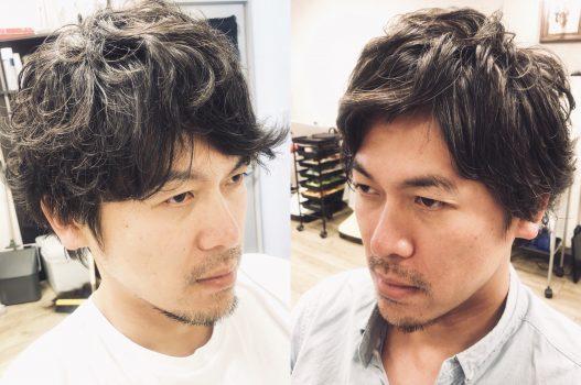 三鷹 武蔵野市 メンズカット メンズ 男性 美容室 美容院 マッシュ ウルフ