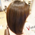【縮毛矯正】カラー後の難易度高めのストレート